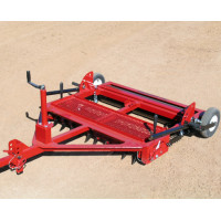 Dirt Doctor Jr Tow Model Infield Drag and Groomer