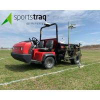 Sportstraq GPS Line Marking - Basic System Electronics